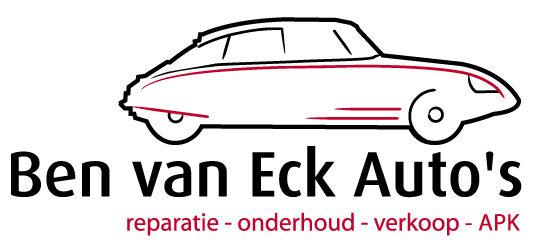 Ben van Eck Auto's